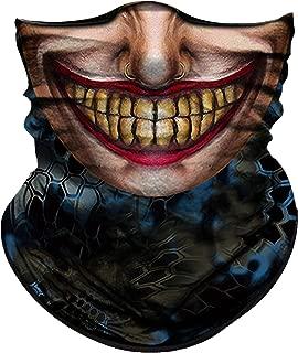 half smile mask