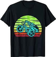 Eat Sleep BMX Repeat T-Shirt Bicycle Funny Gift Motocross T-Shirt