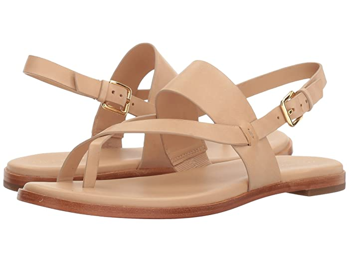 Cole Haan  Anica Thong Sandal (Nude) Womens Dress Sandals