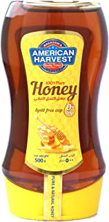 American Harvest Pure & Natural Honey Down Squeeze, 500 gm