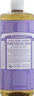 Dr.Bronner's(ドクターブロナー) ドクターブローナー マジックソープ 液体 ラベンダー 944ml