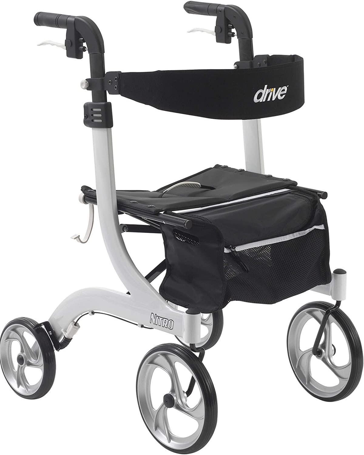 Drive Medical Nitro Euro Style Standard Height