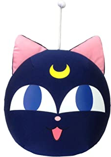 Bandai Sailor Moon Luna P Ball 1/1 Beads Cushion