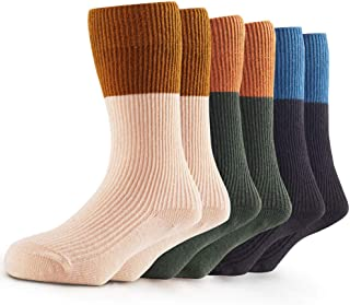 Soft Cotton Infant Toddler Crew Socks chinatera Unisex Baby Cute Cotton 5 Pack Socks