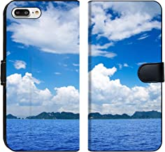 MSD Premium Phone Case Designed for iPhone 7 Plus and iPhone 8 Plus Flip Fabric Wallet Case Image ID: 33879186 Exotic Landscape in Thailand Krabi