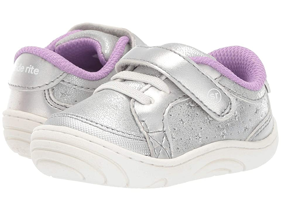 Stride Rite Aubrey (Infant/Toddler) (Silver) Girl