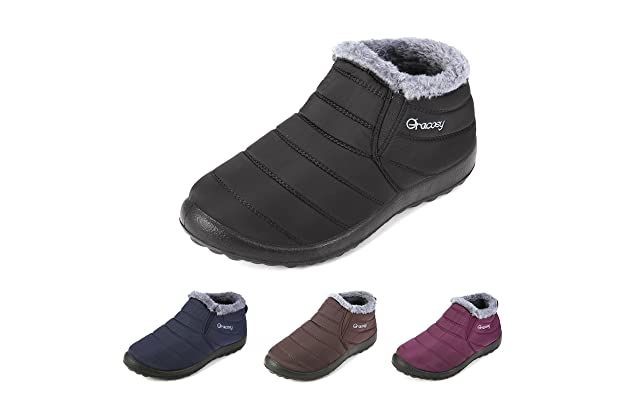 gracosy Warm Snow Boots f672743b0575