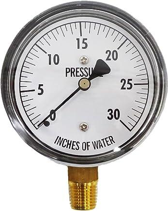 Amazon com: H2o Pressure Gauge