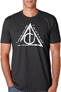 I Solemnly Swear That I am Up to No Good Harry Potter Mens Shirt