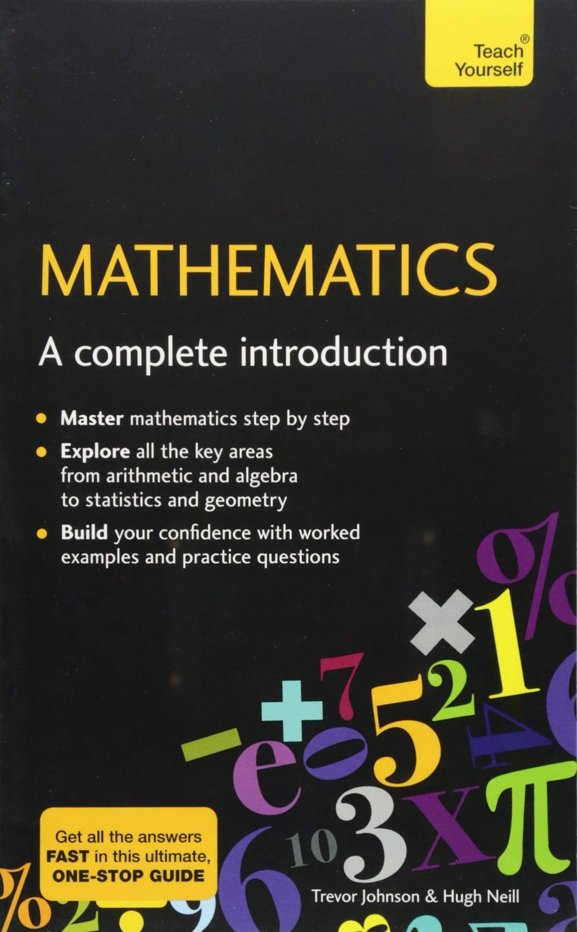 Image OfMathematics: A Complete Introduction: The Easy Way To Learn Maths: A Complete Introduction: Teach Yourself
