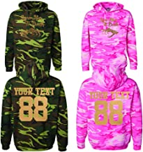 love hoodie camo