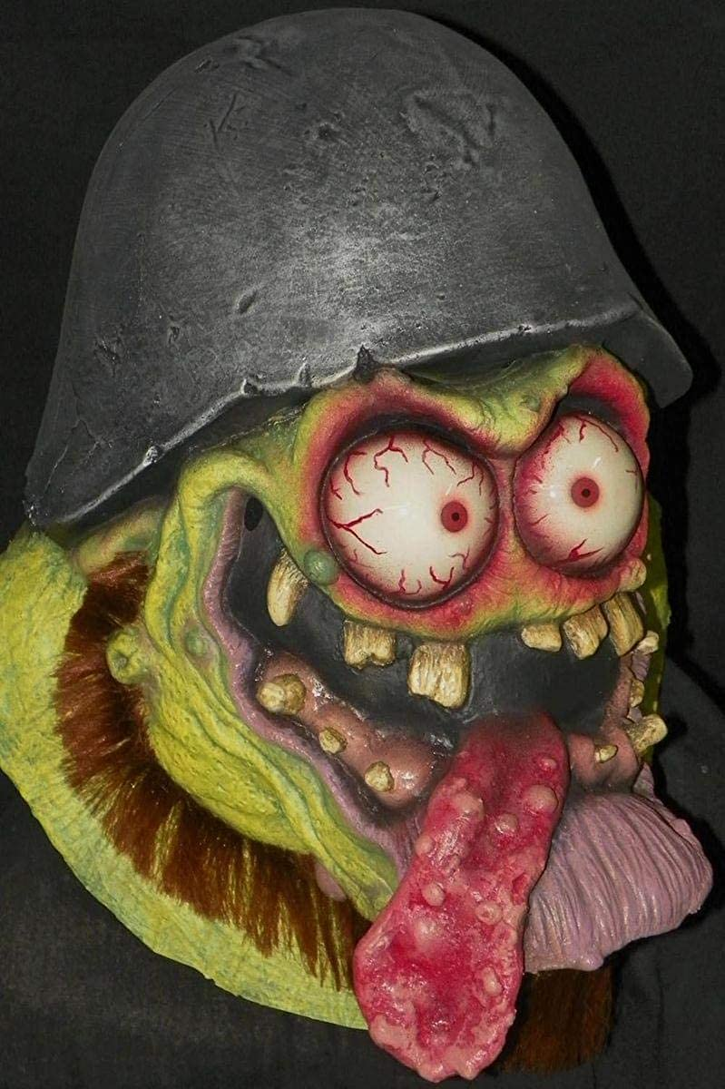 Johnny Ace Studios Surf Kook Jacksonville Mall Costume Mask Cheap mail order shopping Adult Head Full