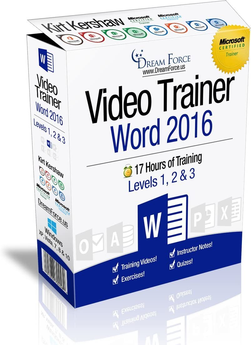 Word 2016 Training Videos – 17 Mi training by 2021 spring Soldering and summer new Hours of