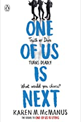 One Of Us Is Next: The sequel to the international bestseller One Of Us Is Lying (English Edition) Format Kindle