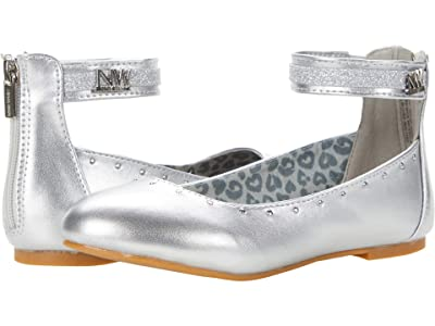 Nine West Kids Lovy (Little Kid/Big Kid) (Silver) Girl