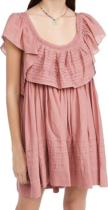 Free People Women's Hailey Mini Dress