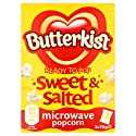 Butterkist Ready to Pop Sweet & Salted Microwave Popcorn, 210 g