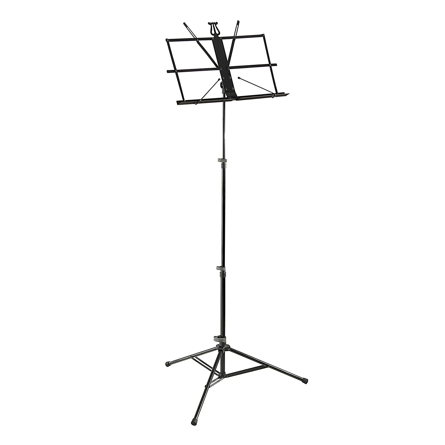 Peak Music Stands SMS-10 Wire Music Stand with Carrying Bag