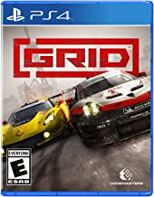 Deep Silver Grid PlayStation 4 Video Game