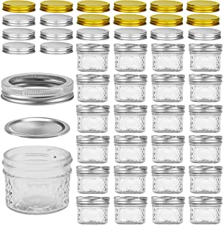Best mini mason jars with lids and straws Reviews