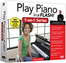 Play Piano in a Flash 1-on-1 Series 11 DVD Set
