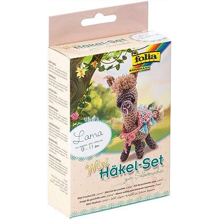 Joy!Crafts H/äkelset Wollowbies Santa Reindeer und Snowman 1000//0003 3 zum Preis von 2