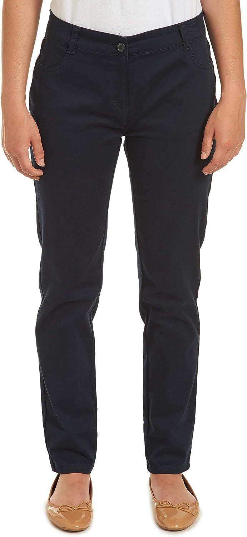 Chaps Junior's Uniform Skinny Stretch Sateen Pant