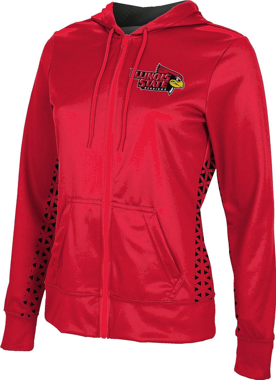 ProSphere Illinois State University Hoodie Girls' School Zipper Ranking 67% OFF of fixed price TOP11
