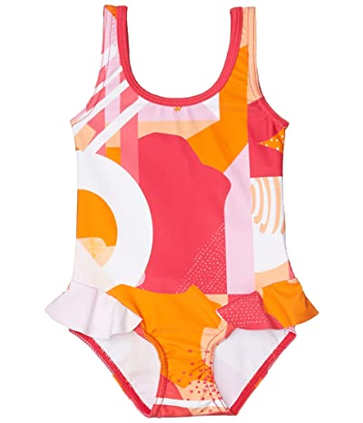 reima Swimsuit Corfu (Infant/Toddler) (Berry Pink) Girl
