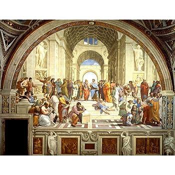 Athens by Raphael 1000 Piece Puzzle