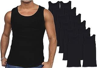 Men's 12 Pack Color Tank Top a Shirt