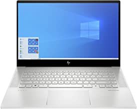 HP Envy 15-ep0123TX 15.6-inch Laptop (10th Gen i7-10750H/16GB/1TB SSD/Windows 10 Home/6 GB Graphics), Natural Silver