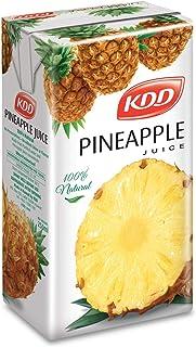 KDD Pineapple Juice 180ml (24 Pack)
