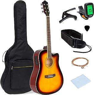 Amazon Com Acoustic Electric Guitars 50 To 100 Acoustic Electric Guitars Guitars Musical Instruments