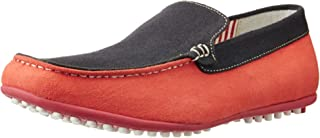 Footin Men's Canvas Loafers and Mocassins