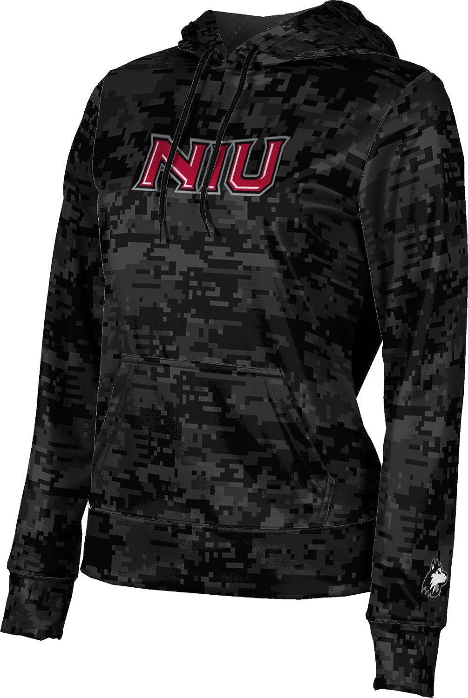 ProSphere Northern Illinois University Girls' Pullover Hoodie, School Spirit Sweatshirt (Digi Camo)