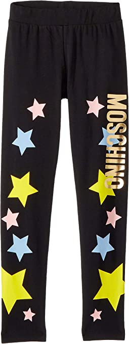 Star Logo Leggings (Little Kids/Big Kids)