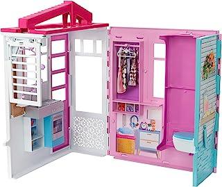 Barbie Casa de muñecas con accesorios (Mattel FXG54