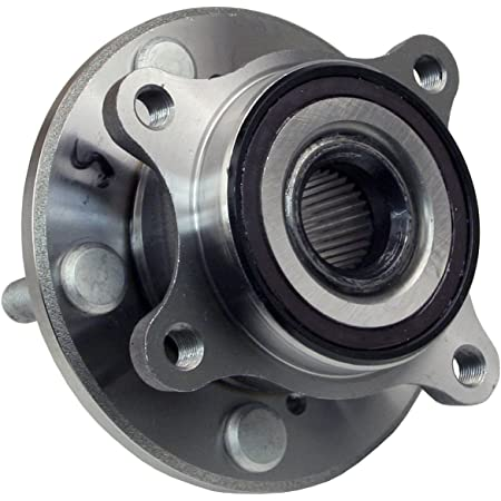 Beck Arnley 1050022 Knuckle Assembly With Bearing And Hub