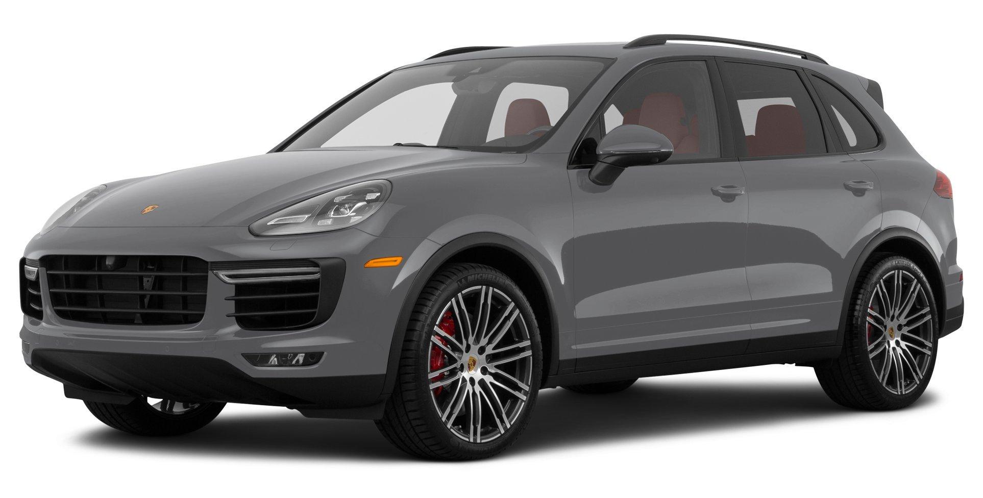 ... 2018 Porsche Cayenne Turbo S, All Wheel Drive