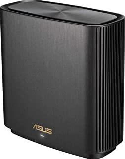 ASUS ZenWiFi AX Whole-Home Tri-Band Mesh WiFi 6 System(XT8), Coverage Up to 230 sq m or 2475 sq ft or 4+ Rooms, 6.6 Gbps W...