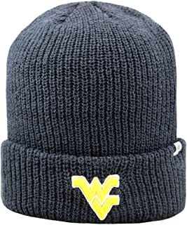West Virginia Mountaineers NCAA Heavy Cuffed Knit Beanie Stocking Hat Cap 261991
