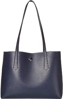 حقيبة توت للنساء من كايت سبايد لون ازرق داكن - PXRUA552