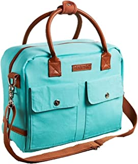 messenger style lunch bag