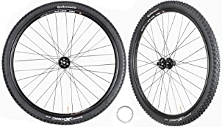 CyclingDeal WTB STP i25 Tubeless Ready Mountain Bike Bicycle Novatec Hubs & Tires Wheelset 11s 29