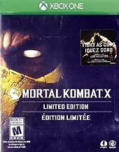 Mortal Kombat X Limited Edition