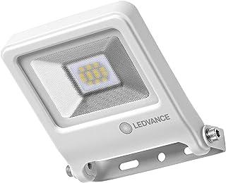 LEDVANCE Naświetlacz LED: for ściana, ENDURA® FLOOD Ciepły biały / 10 W, 220…240 V, kąt rozsyłu światła: 120°, Ciepły biał...