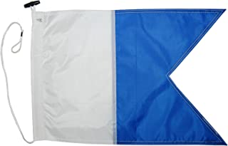 Taylor Made Products 93256 Code A Flag,  12 x 18-Inch