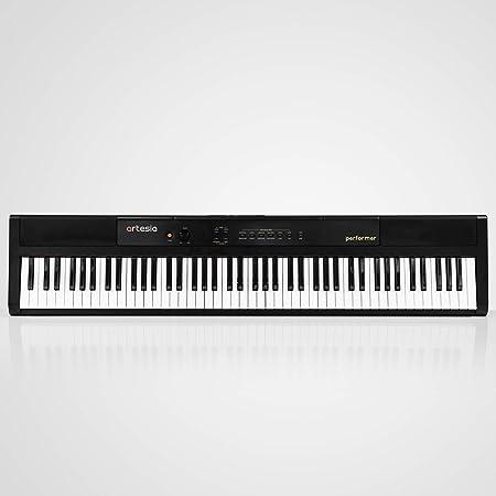 Artesia, teclado portátil de 88 teclas, individual (actuador)