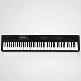 Artesia Performer | 88-Key Portable Digital Piano/Keyboard for Beginners with Full Size Semi Weighted Keys, Power Supply, ...
